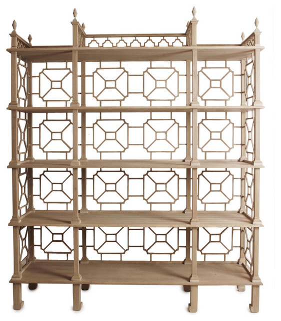 Kristen Buckingham Laurent Etagere