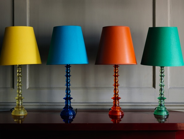 Marianna Kennedy Resin Lamps - Tradescant & Son