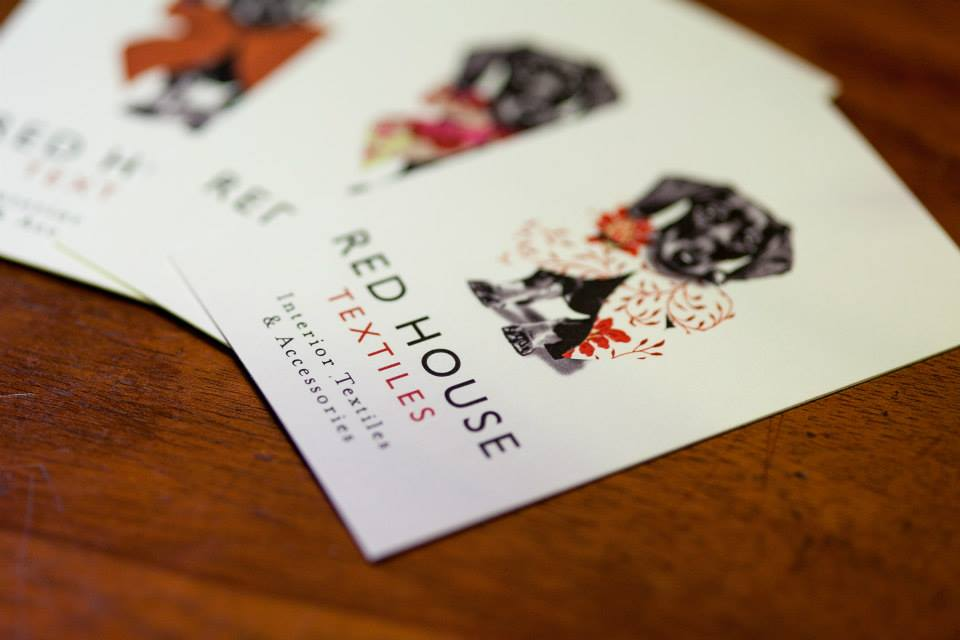 Red House Textiles - Cards