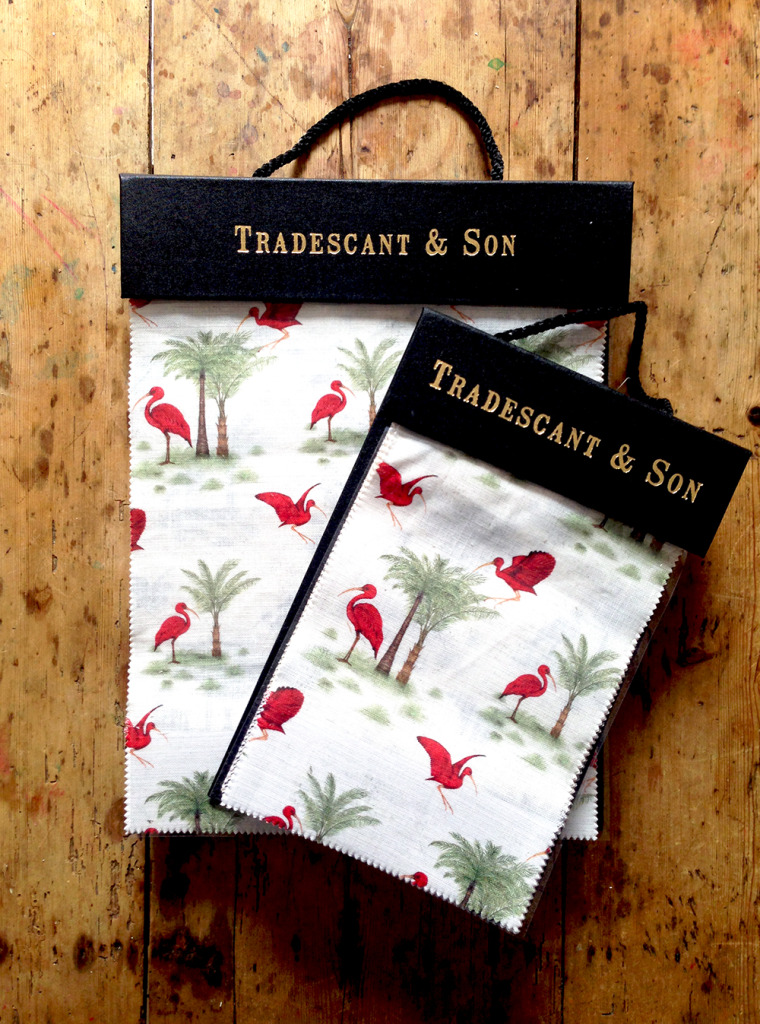 Tradescant & Son Swatch Books