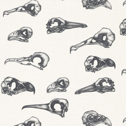 Laridae-Seagull-Skulls_Oyster-linen-blend_Charcoal.jpg