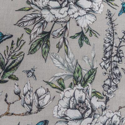 Flora Parchment