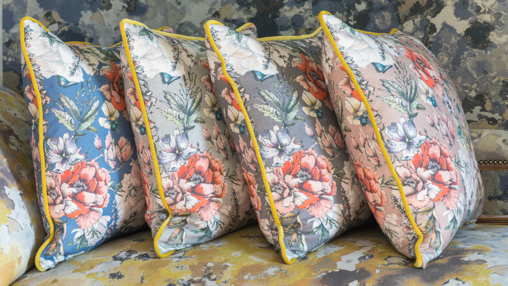 The Botanist, our NEW fabric collection is finally here…