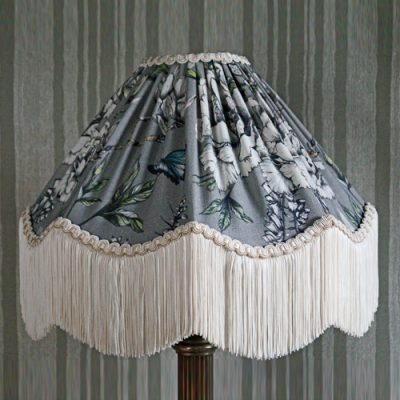 The Hatfield Lampshade in Flora Tinderbox
