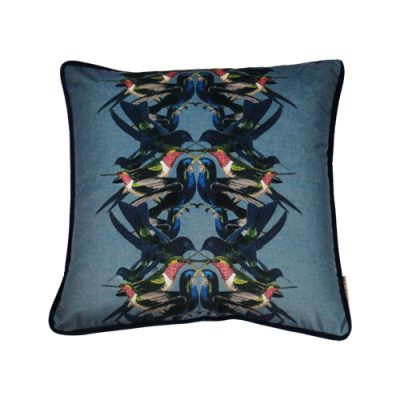 Cushion Hummingbird Cobalt